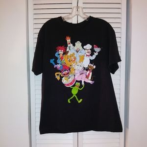 Disney's The Muppets Tee L